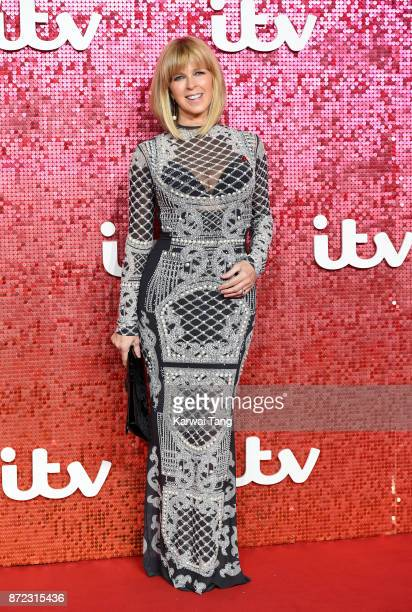 Kate Garraway attends the ITV Gala at the London Palladium on November 9 2017 in London England
