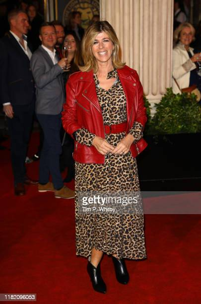 Kate Garraway attends The Lion King 20th anniversary gala performance at Lyceum Theatre on October 19 2019 in London England