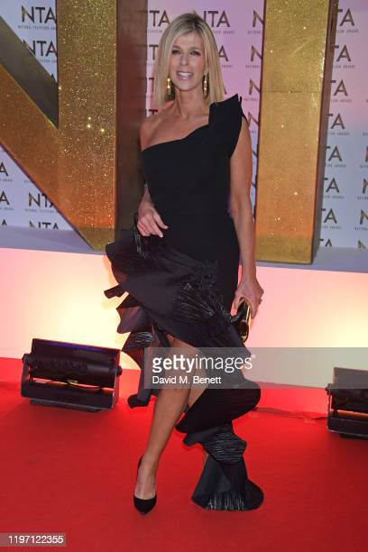 Kate Garraway attends the National Television Awards 2020 at The O2 Arena on January 28 2020 in London England
