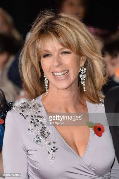 Kate Garraway attends the Pride of Britain Awards 2018 at The Grosvenor House Hotel on October 29 2018 in London England