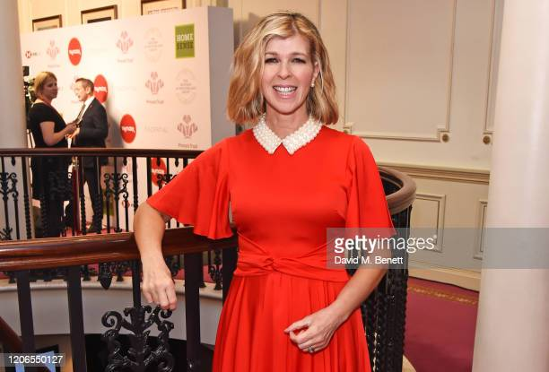 Kate Garraway attends The Prince's Trust and TKMaxx & Homesense Awards at The London Palladium on March 11, 2020 in London, England.