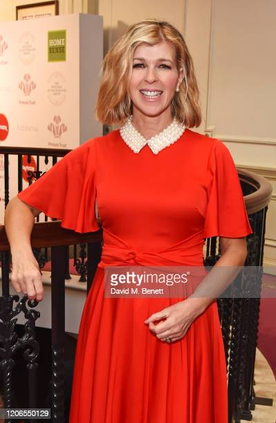 Kate Garraway attends The Prince's Trust and TKMaxx Homesense Awards at The London Palladium on March 11 2020 in London England