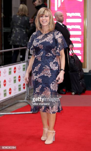 Kate Garraway attends 'The Prince's Trust' and TKMaxx with Homesense Awards at London Palladium on March 6 2018 in London England