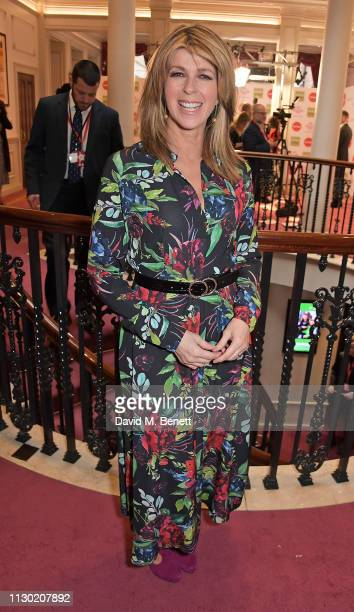 Kate Garraway attends The Prince's Trust TKMaxx and Homesense Awards at The London Palladium on March 13 2019 in London England