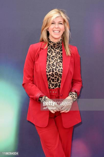 Kate Garraway attends the Toy Story 4 European Premiere at Odeon Luxe Leicester Square on June 16 2019 in London England