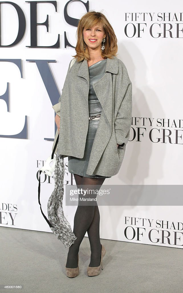 """""""Fifty Shades Of Grey"""" - UK Premiere - Red Carpet Arrivals : News Photo"""