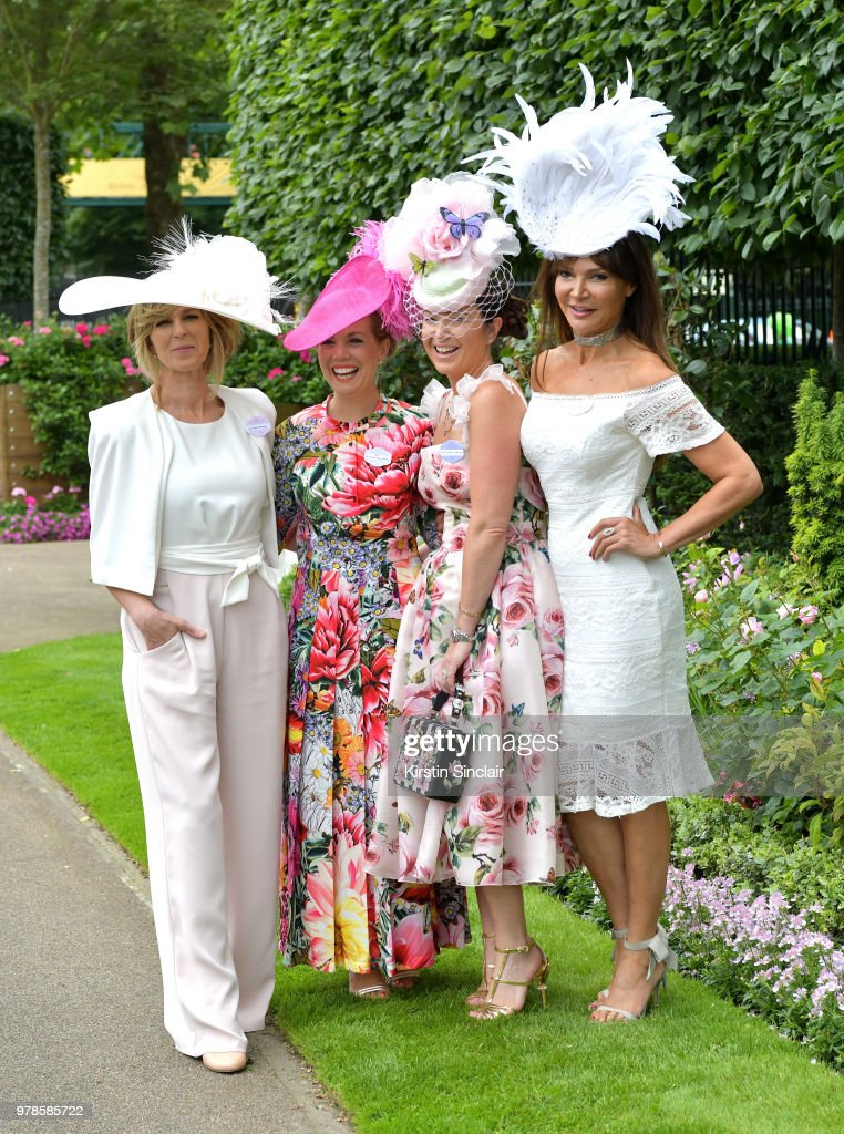Royal Ascot 2018 - Fashion, Day 1