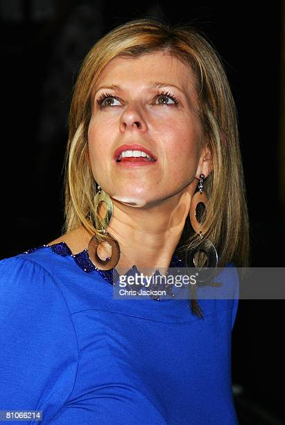 Kate Garraway is seen at the Perfume Shop LK Today High Street Fashion Awards at Cafe De Paris on May 12 2008 in London England