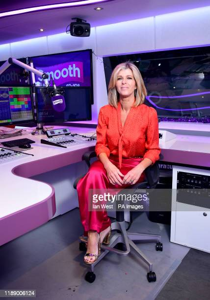 Kate Garraway returns to the Smooth Radio studio in London to present her first national show since her time in the jungle on I'm A Celebrity... Get...