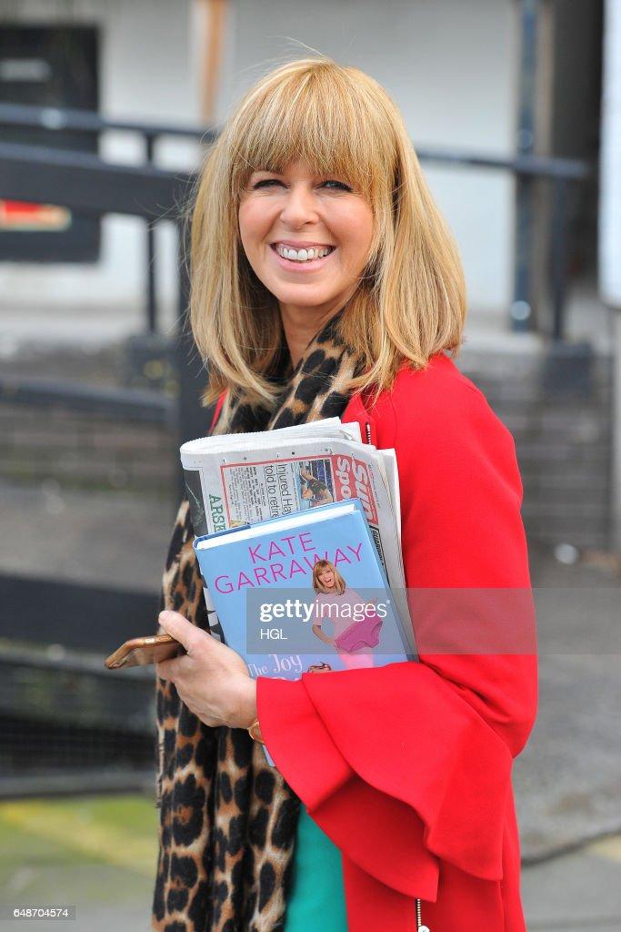 London Celebrity Sightings -  March 06, 2017 : News Photo