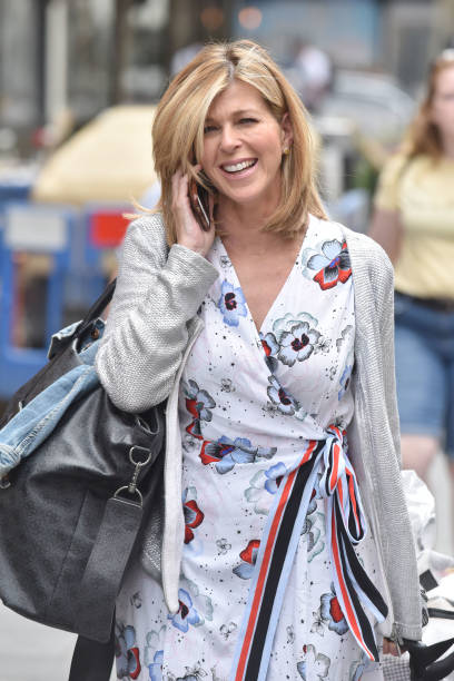 GBR: London Celebrity Sightings -  July 22, 2019