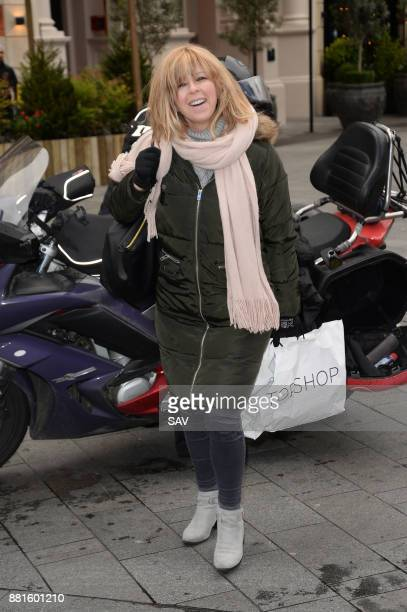 Kate Garraway sighting at Global House on November 29 2017 in London England