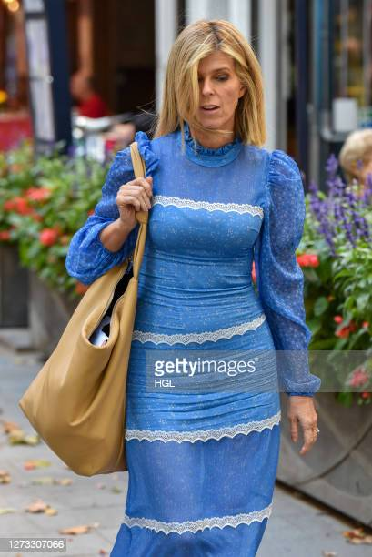 Kate Garraway sighting on September 18 2020 in London England