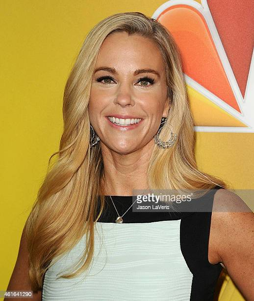 Kate Gosselin attends the NBCUniversal 2015 press tour at The Langham Huntington Hotel and Spa on January 16 2015 in Pasadena California