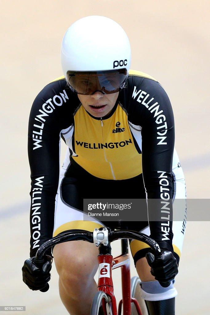 New Zealand Track Cycling Championships : News Photo