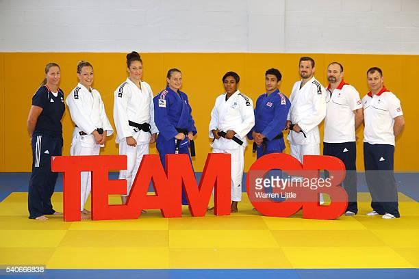 Kate Howey MBE, Team GB Elite Performance Coach, Sally Conway, Natalie Powell, Alice Schlesinger, Nekoda Smythe-Davis, Ashley McKenzie and Colin...