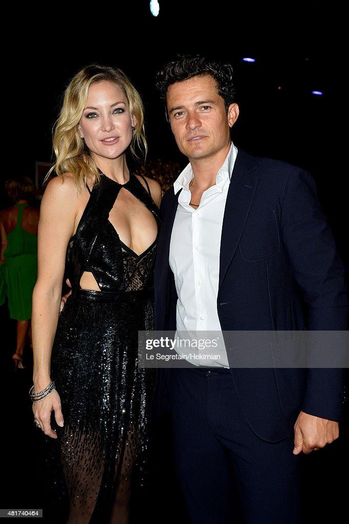The Leonardo DiCaprio Foundation 2nd Annual Saint-Tropez Gala - Cocktail reception : News Photo