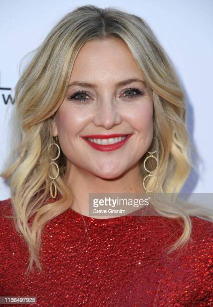 Kate Hudson arrives at The Daily Front Row's 5th Annual Fashion Los Angeles Awards at Beverly Hills Hotel on March 17 2019 in Beverly Hills California