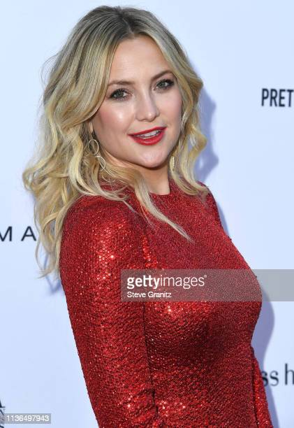 Kate Hudson arrives at The Daily Front Row's 5th Annual Fashion Los Angeles Awards at Beverly Hills Hotel on March 17, 2019 in Beverly Hills,...