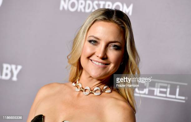 Kate Hudson attends 2019 Baby2Baby Gala Presented By Paul Mitchell at 3LABS on November 09 2019 in Culver City California