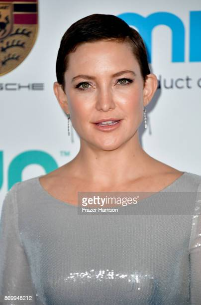 Kate Hudson attends Goldie's Love In For Kids at Ron Burkle's Green Acres Estate on November 3 2017 in Beverly Hills California