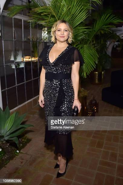 Kate Hudson attends Michael Kors Dinner to celebrate Kate Hudson and The World Food Programme on November 7, 2018 in Beverly Hills, California.