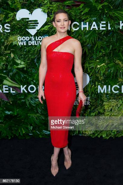 Kate Hudson attends the 11th Annual God's Love We Deliver Golden Heart Awards at Spring Studios on October 16 2017 in New York City