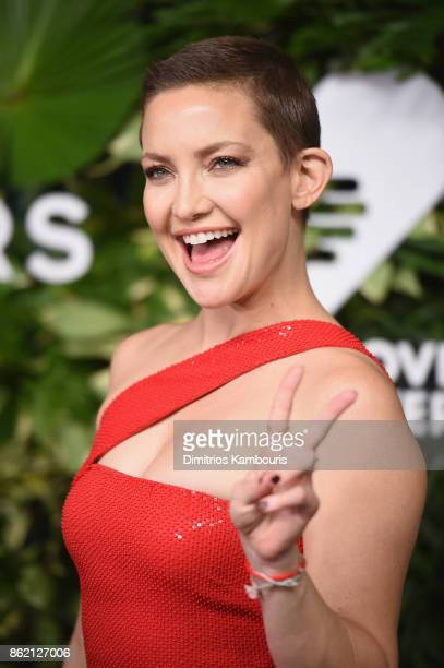 Kate Hudson attends the 11th Annual Golden Heart Awards benefiting God's Love We Deliver on October 16 2017 in New York City