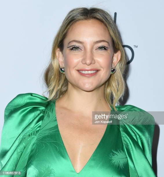 Kate Hudson attends the 2nd Annual Girl Up #GirlHero Awards at the Beverly Wilshire Four Seasons Hotel on October 13, 2019 in Beverly Hills,...