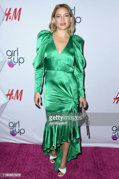 Kate Hudson attends the 2nd Annual Girl Up #GirlHero Awards at the Beverly Wilshire Four Seasons Hotel on October 13 2019 in Beverly Hills California