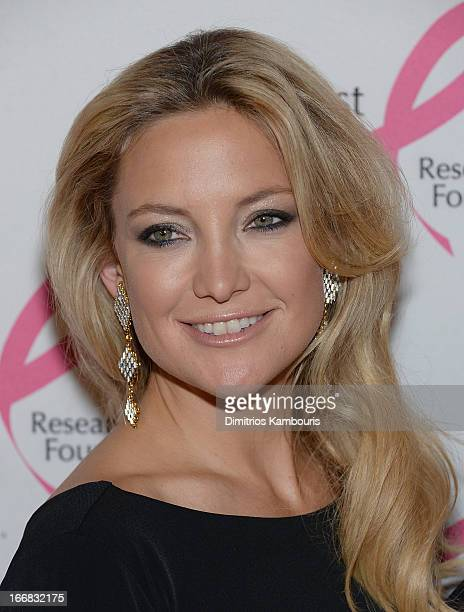 Kate Hudson attends The Breast Cancer Research Foundation's 2013 Hot Pink Party at The Waldorf=Astoria on April 17 2013 in New York City