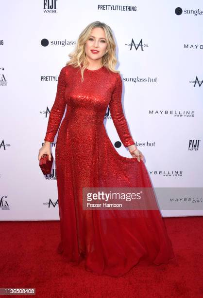 Kate Hudson attends The Daily Front Row's 5th Annual Fashion Los Angeles Awards at Beverly Hills Hotel on March 17 2019 in Beverly Hills California