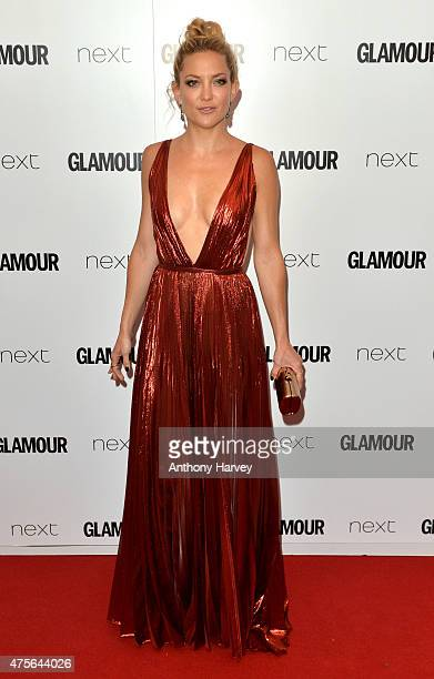 Kate Hudson attends the Glamour Women Of The Year Awards at Berkeley Square Gardens on June 2 2015 in London England