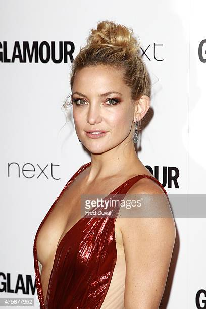 Kate Hudson attends the Glamour Women of the Year Awards on Berkeley Square gardens on Tuesday June 2 2015 in London England
