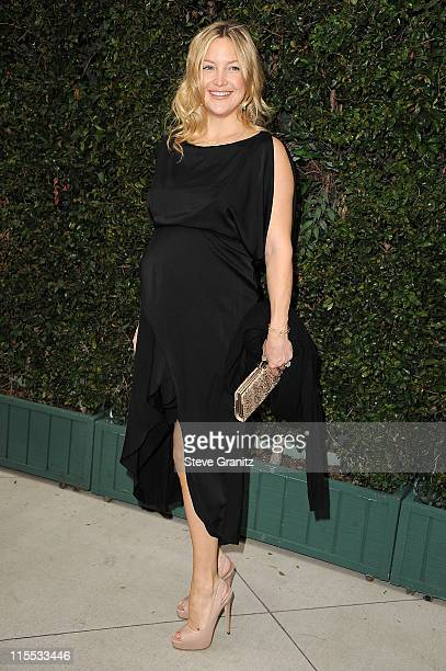Kate Hudson attends the Natural Resources Defense Council's Ocean Initiative Benefit Hosted By Chanel on June 4 2011 in Malibu California