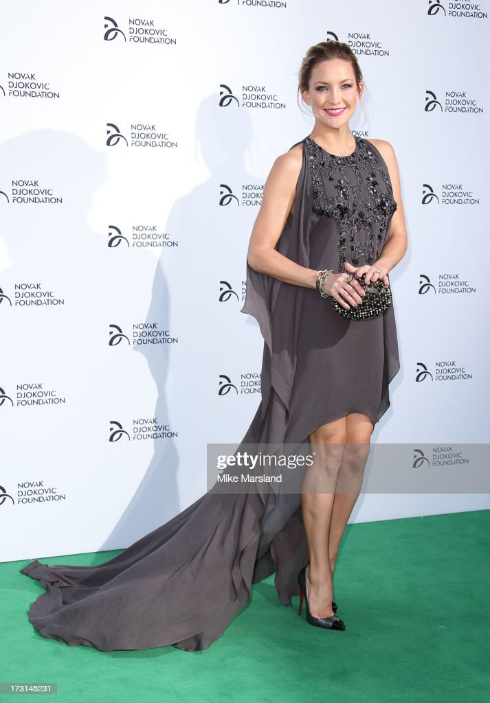 Novak Djokovic Foundation - London Gala Dinner - Red Carpet Arrivals : News Photo