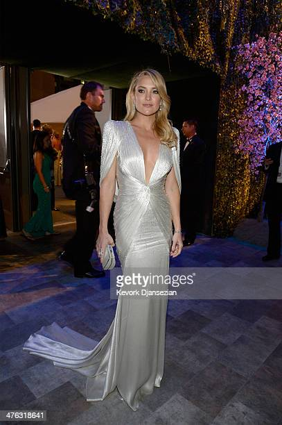 Kate Hudson attends the Oscars Governors Ball at Hollywood & Highland Center on March 2, 2014 in Hollywood, California.