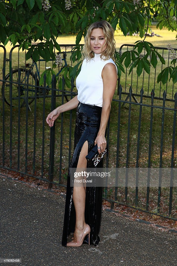 The Serpentine Gallery - Summer Party : News Photo