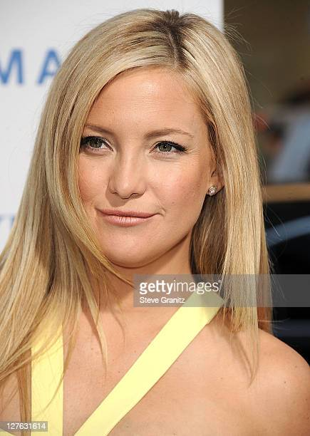 Kate Hudson attends the Something Borrowed Los Angeles Premiere on May 3 2011 in Hollywood California
