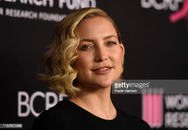 Kate Hudson attends The Women's Cancer Research Fund's An Unforgettable Evening Benefit Gala at the Beverly Wilshire Four Seasons Hotel on February...