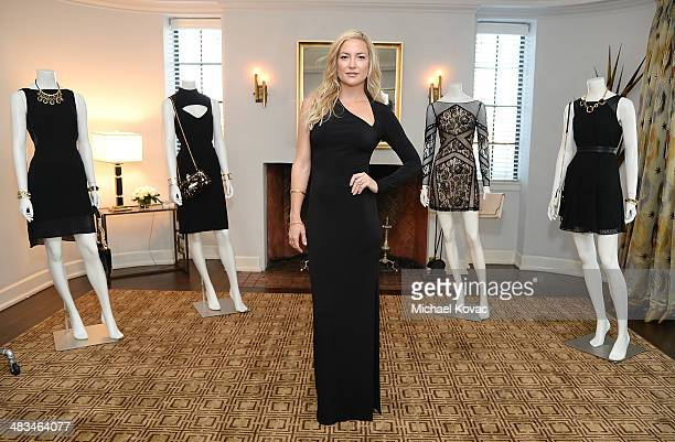 Kate Hudson Celebrates The Little Black Dress Collection For Ann