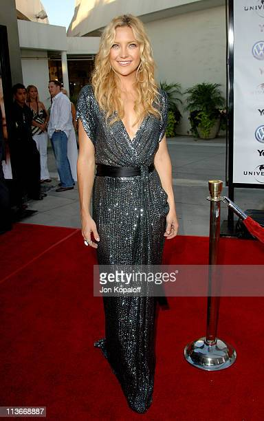 Kate Hudson during You Me and Dupree World Premiere Arrivals at Arclight in Hollywood California United States