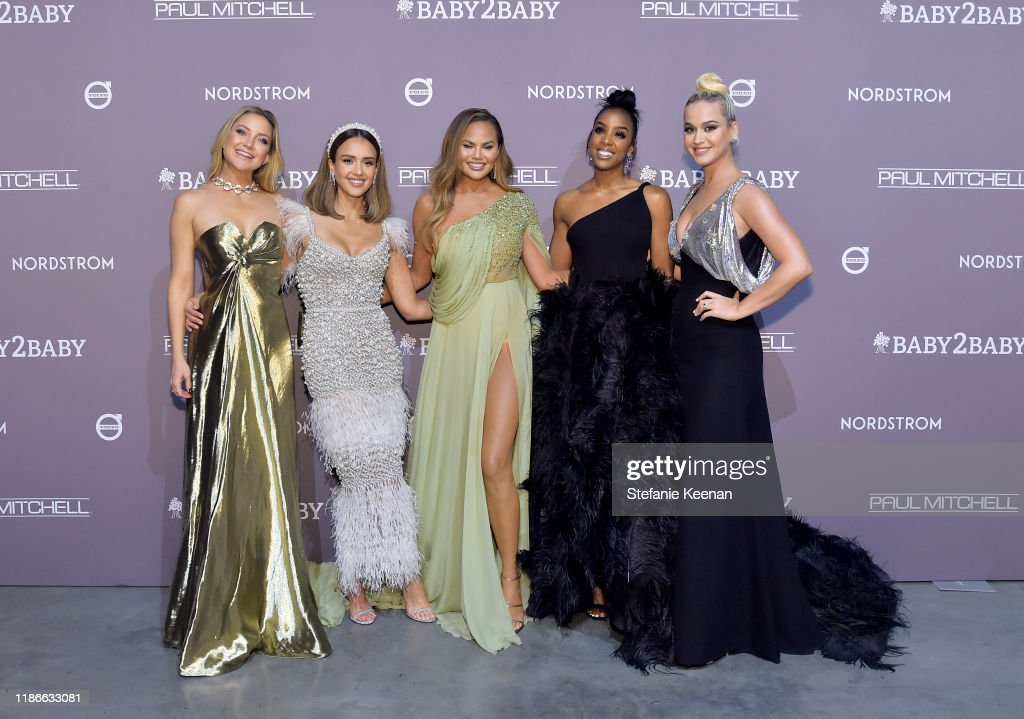 2019 Baby2Baby Gala Presented By Paul Mitchell - Cocktails : News Photo