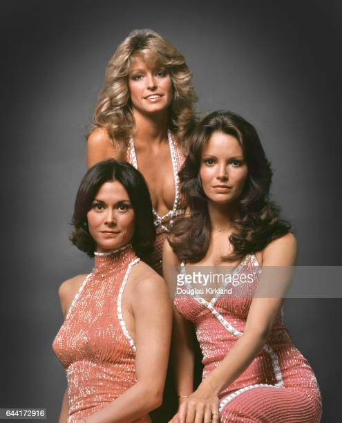Kate Jackson Farrah Fawcett and Jackyn Smith as Charlie's Angels