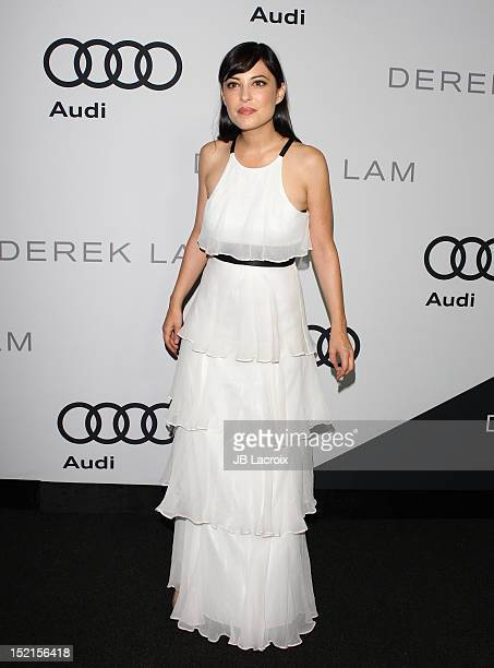 Kate Kelton attends the Audi And Derek Lam Kick Off Emmy Week 2012 Cocktail Party at Cecconi's Restaurant on September 16 2012 in Los Angeles...