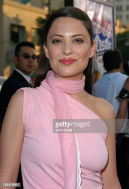 Kate Kelton during 'Harold Kumar Go to White Castle' Los Angeles Premiere Red Carpet at Mann Chinese Theatre in Hollywood California United States