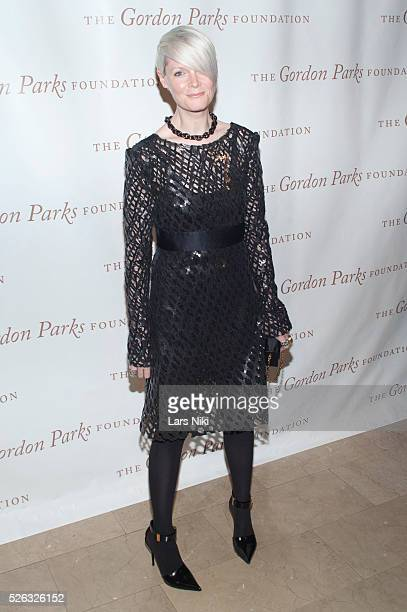 Kate Lanphear attends the Gordon Parks Foundation Awards Dinner at the Plaza Hotel in New York City �� LAN
