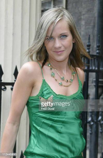 Kate Lawler at the Miss More 2004 National Model Competition in association with La Redote