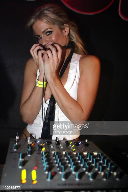 Kate Lawler during Glasshouse Party November 19 2006 at Club Mission in Leeds Great Britain