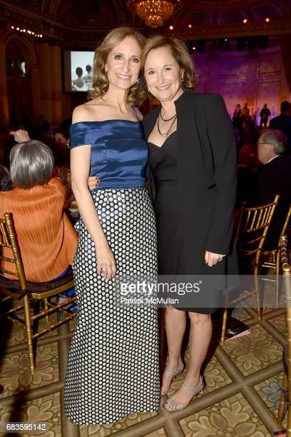 Kate Lear and Maggie Lear attend the 2017 Carnaval Gala Celebrating TrailBlazing Latina Leaders Rita Moreno and Nina Vaca Hosted By Ballet Hispanico...